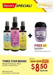 NewEcon x Three Star Brand
